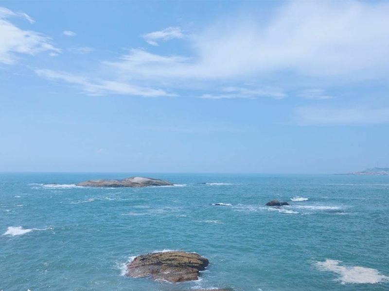 中山馨怡员工踏上汕尾红海湾之旅