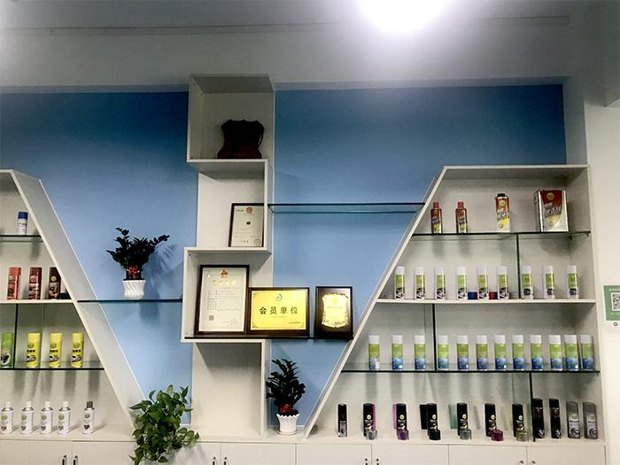 馨怡-产品展架