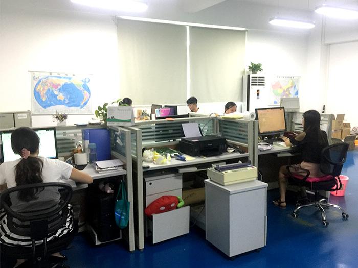 馨怡-办公环境